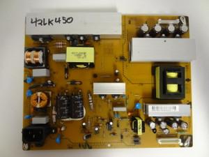 LG 42LK450-UB Power Supply Board (EAX63543801) EAY62170101