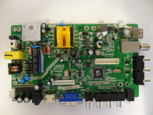 RCA LED24G45RQ Main Board (LG-RE01-150226-ZQ501) 24GE01M3393LNA20-A2