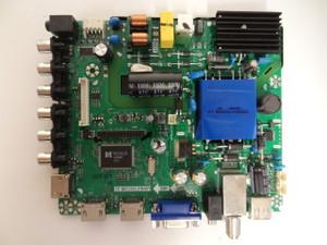 RCA LED32G30RQ Main Board (TP.MS3393.PB801) T320XVN02.9 GE0010345-C1