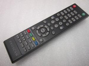 Proscan PLEDV2213AD TV/DVD Remote (PLEDV2213AD) - Used