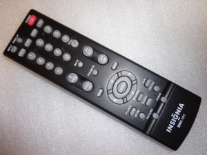 Insignia Remote ZRC-101 for NSLCD47HD09 & NSLCD1509 - Used
