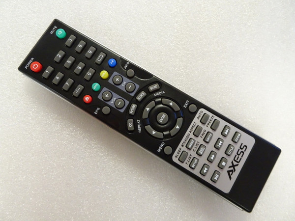 Axess Remote - TVD1801 - For TV's with DVD players - Refurbished