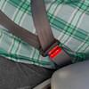Isuzu Seat Belt Extender In Use