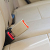 Jaguar Seat Belt Extender Installation View