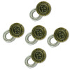 """""""FS"""" Spring Button Pant Extender - pack of 5"""