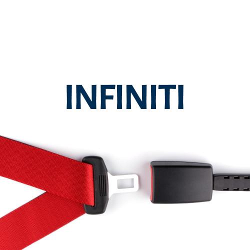 Infiniti Seat Belt Extender