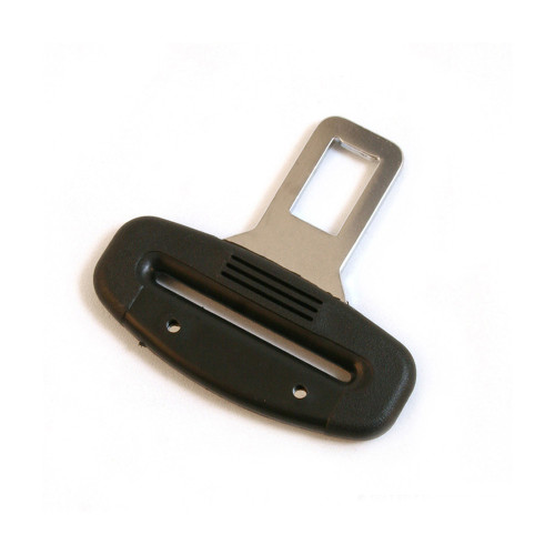 Black End-Ding Seat Belt Alarm Stop