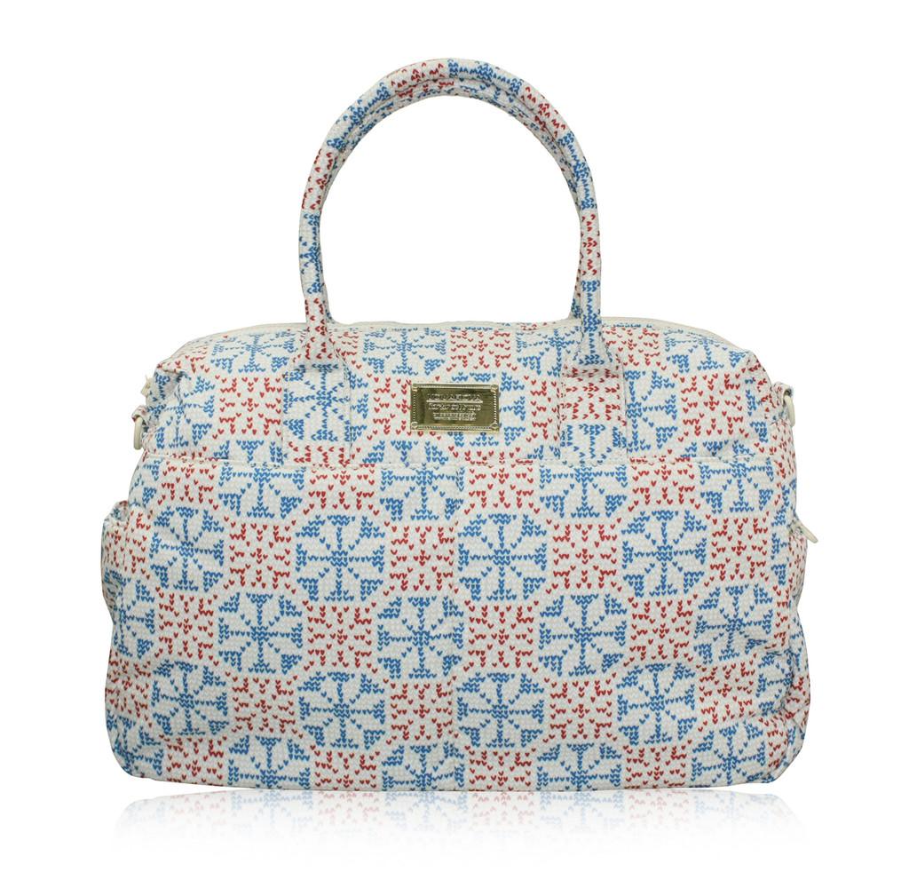 Boston Bag - Nordic Tale - Beige