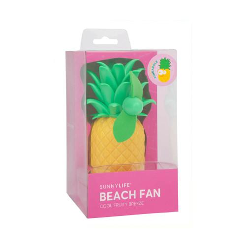 BEACH FAN PINEAPPLE