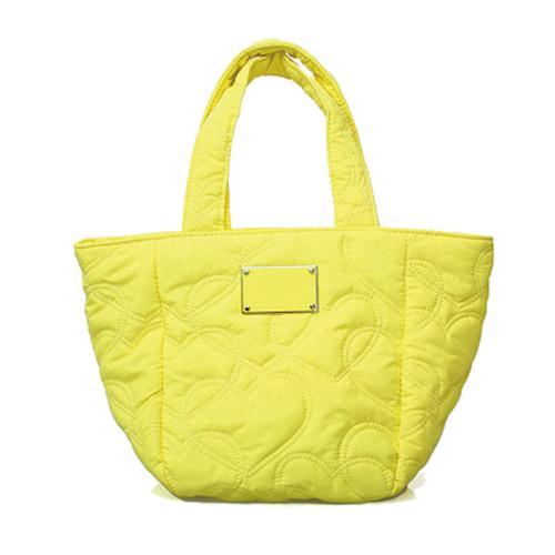 Kassie Mini Sac - Neon Yellow