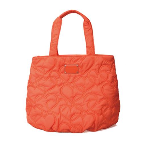 Olina Tote Bag - Hot Orange
