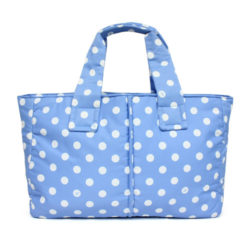 Document Sac - Dotty - Skyblue