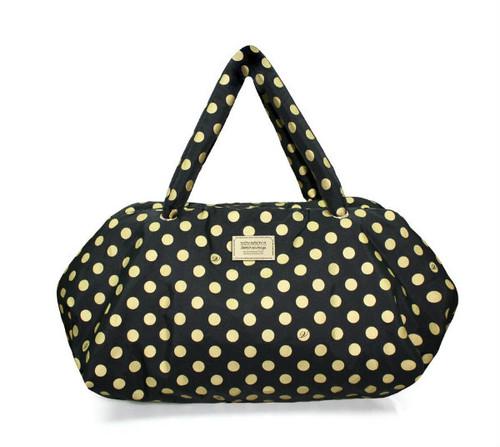Travel Bag - Golden Dotty