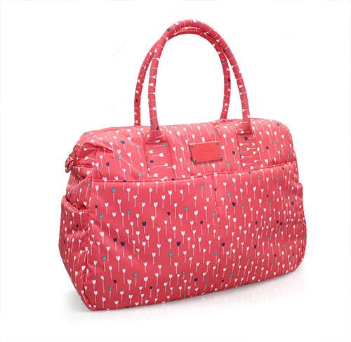 Boston Bag - Petite Fleur