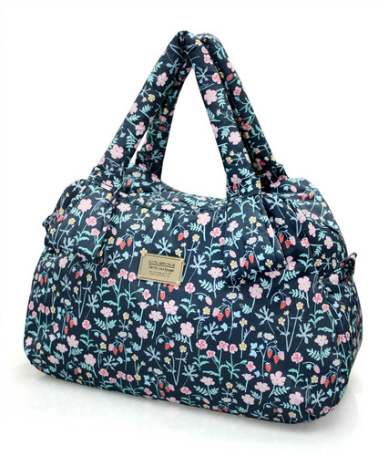 Ribbon Day Bag - Strawberry Kiss