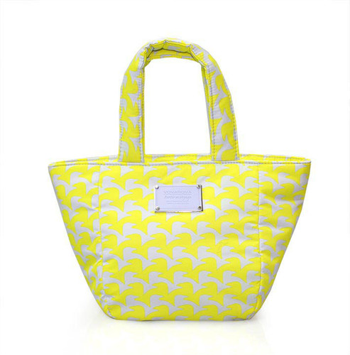Mini Sac - Checker in Vogue - Yellow