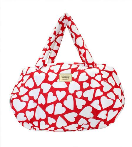 Travel Bag - Endless Love - Red