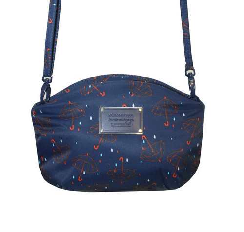 Sling Bag - Singing in the rain - Blue