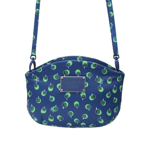 Sling Bag - Dotty Apple - Green