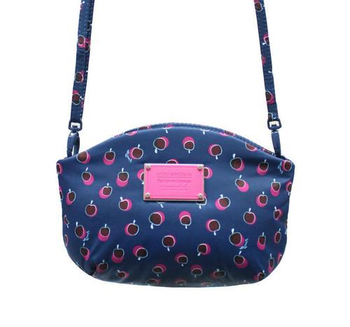 Sling Bag - Dotty Apple - Pink