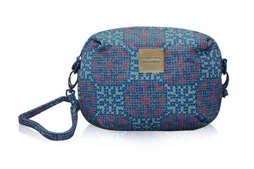 Mini Sling Bag - Nordic Tale - Blue