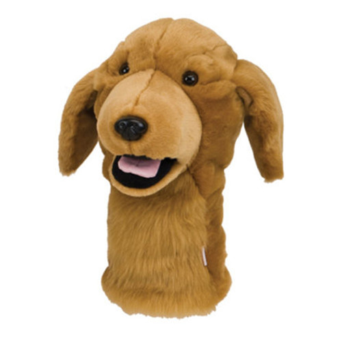 Daphne's Headcovers - Golden Retriever