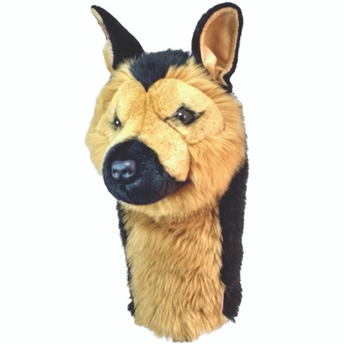 Daphne's Headcovers - German Shepherd