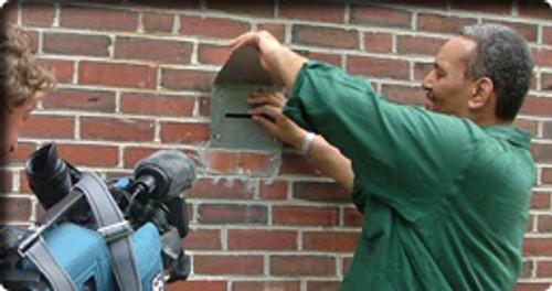Ultra-Secure -Through-Wall- Sharps Disposal Unit