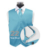Poly Solid Velcro Tie PVT4601