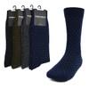 12pairs Men's Color Assorted Classics Dress Socks 12FSASST
