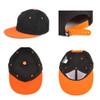 Patches Two Tone Flat Bill Snapback Cap - FBFCAP2P