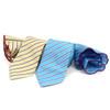 Striped Tie & Matching Pocket Round Set MPWTH170329