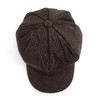 Fall/Winter Unisex British Newsboy Beret Style Cap - WNH1762-64