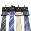 Stiped Tie & Matching Pocket Round Set MPWTH170627
