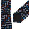 Checkered Pattern Tie & Matching Pocket Round Set MPWTH170637