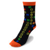 4-Packs (3 pairs/pack) Women's Scrabbl Novelty Socks 3PKSWCS-538