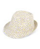 60pc Mixed Unisex Floral Fedora Hats H7800-CO