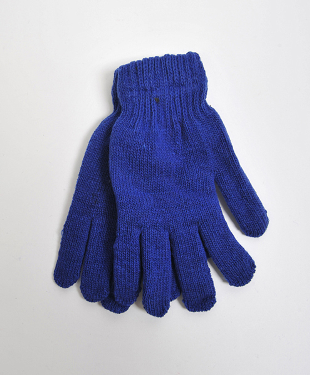 Ladies Solid Color Stretch Gloves GL1010
