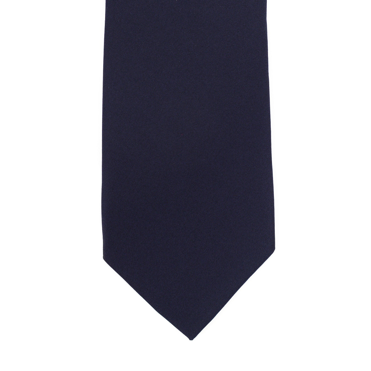 Non-shiny Poly Solid CVC Tie PSF1701
