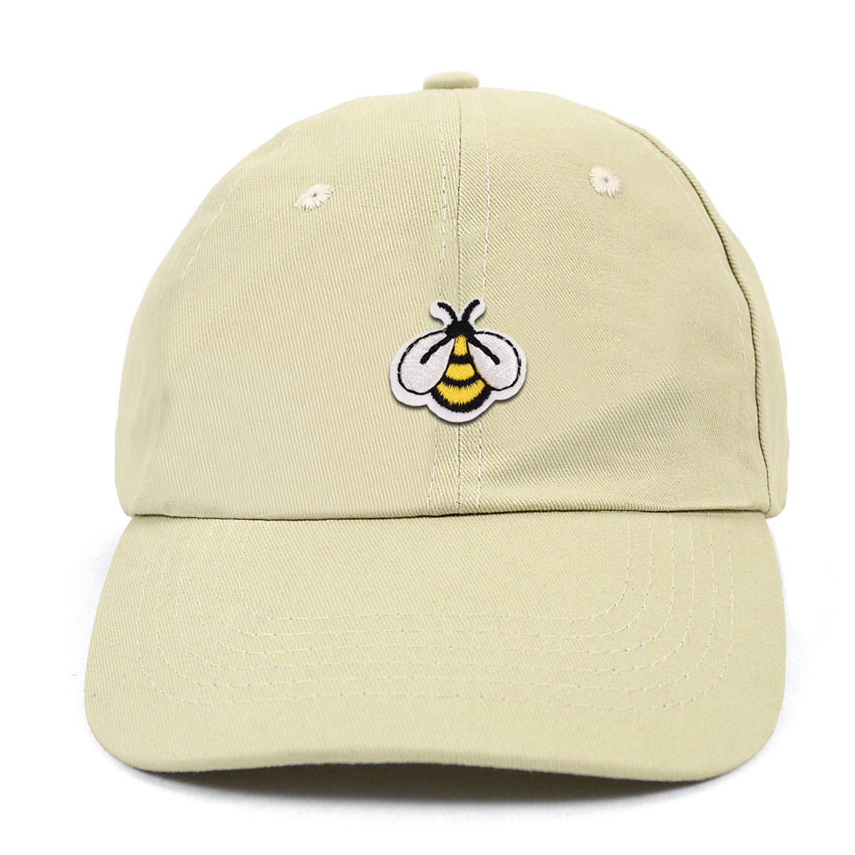 Patched Traditional Cotton Twill Baseball Cap - COCAP4P