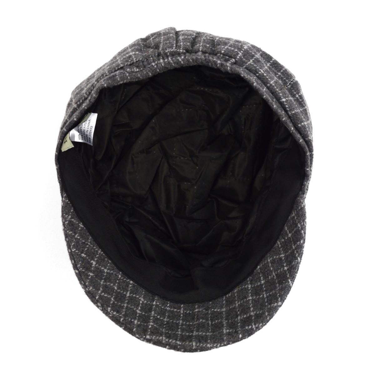 Fall/Winter Unisex Newsboy Duckbill Cap - WNH1760-63