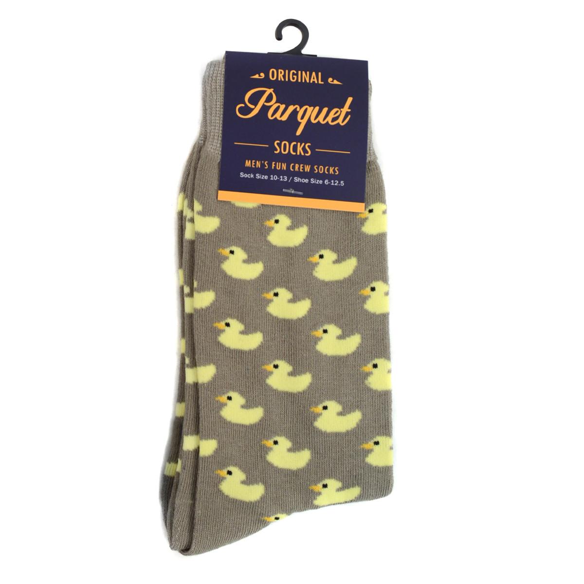 12pairs Men's Ducklings Novelty Socks NVS1789-90