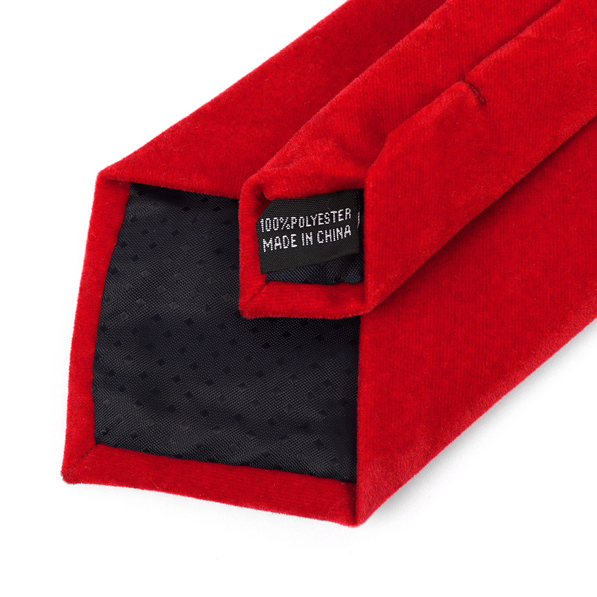 Men's Velvet Tie - NV10031-34