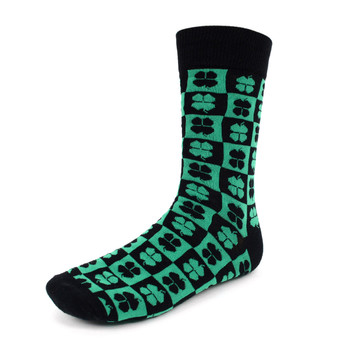 Men's Clover Novelty Socks - NVS1804