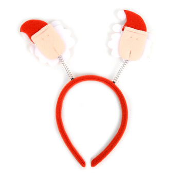 Christmas & Holiday Santa Claus Head Band -XAP5315
