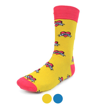 Men's Love Mom Novelty Socks - NVS1902