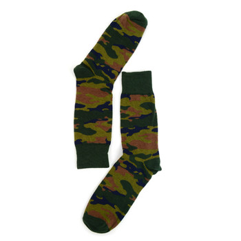 Men's Camouflage Novelty Socks - NVS1906