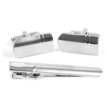 Cufflink and Tie Bar Set CTB2413