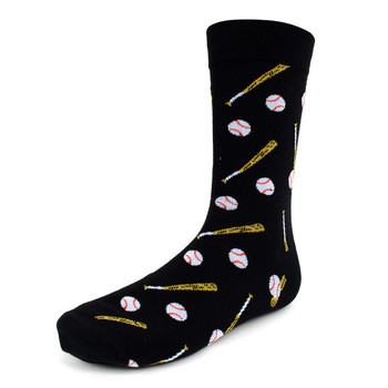 Men's Baseball  Novelty Socks - NVS1907