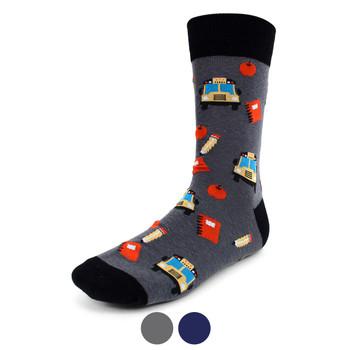 Men's Teacher Novelty Socks - NVS1915